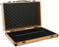 BoiceBox F-21HT Bamboo Pedal Board with Lid (21