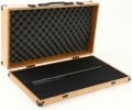 BoiceBox F-26HT Bamboo Pedal Board with Lid (26
