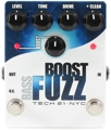 Tech 21 Bass Boost Fuzz Pedal