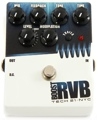 Tech 21 Boost R.V.B. Reverb Pedal with Boost