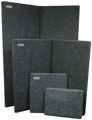 ClearSonic S5-2D, Dark Gray SORBER (2) Panels (66