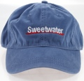 Sweetwater Low-profile Logo Cap (Maritime Blue)