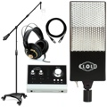 Cloud Microphones CLoud44A with iD14 and K240S