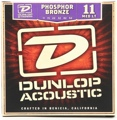 Dunlop DAP1152 Phosphore Bronze Acoustic Strings (.011-.052 - Medium Light)