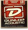 Dunlop DAP1356 Phosphore Bronze Acoustic Strings (.013-.056 - Medium)