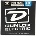 Dunlop DEK1052 Pure Nickel Electric Strings (.010-.052 - Light/Heavy)