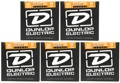 Dunlop DEN0942 Nickel Plated Steel Electric Strings (.009-.042 - 5 Pack)