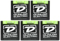 Dunlop DEN1254 Nickel Plated Steel Electric Strings (.012-.054 - 5 Pack)