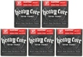 Dunlop DHCN1048 Heavy Core NPS Electric Strings (.010-.048 - 5 Pack)