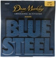 Dean Markley 2034 Blue Steel Acoustic Guitar Strings (.011-.046 Light)