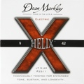 Dean Markley 2511 Helix HD Electric Guitar Strings (.009-.042 Light)