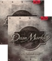 Dean Markley 2604A Nickel Steel Bass Guitar Strings (.045-.105 Medium Lt 2-Pack)