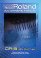 Boss DR-3 DVD Video Manual