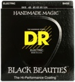 DR Strings BKB-45 Black Beauties Bass Strings (.045-.105 Medium)