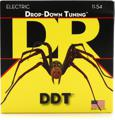 DR Strings DDT-11 Drop-Down Tuning Electric Strings (.011-.054 Extra Heavy)