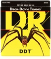 DR Strings DDT-45 Drop-Down Tuning Bass Strings (.045-.105 Medium)