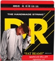 DR Strings MM5-45 Fat Beams Marcus Miller Bass Strings (.045-.125 Med 5-String)