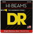 DR Strings MR-45 Hi-Beam Bass Guitar Strings (.045-.105 Medium)