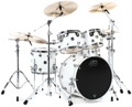 DW Performance Series 5-piece Shell Pack (5-pc White Ice)
