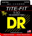 DR Strings EH-11 Tite-Fit Electric Strings (.011-.050 Extra Heavy)