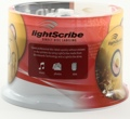 Microboards DVD-R LightScribe, 50 Pack Spindle