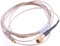 Countryman IsoMax E6 Replacement Cable (Light Beige, 1mm Cable)