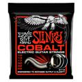 Ernie Ball 2715 Cobalt Skinny Top/Heavy Bottom Electric Strings (.010-.052)