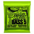 Ernie Ball 2836 Regular Slinky Bass Strings (.045-.130 5-String)