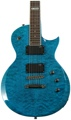 ESP LTD EC-200QM (See Thru Blue)