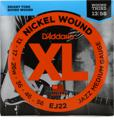 D'Addario EJ22 Nickel Wound Electric Guitar Strings (.013-.056 Jazz Medium)