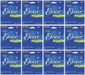 Elixir Strings Polyweb Electric Strings (.010-.046 12-Pack)