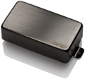 EMG 81 Active Ceramic Humbucking Guitar Pickup (Brushed Black Chrome)