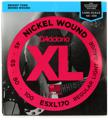D'Addario ESXL170 Double Ball End Bass Strings (.045-.100 Light)