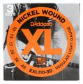 D'Addario EXL110 Nickel Wound Electric Guitar Strings (.010-.046 Regular Light 3-Pk)