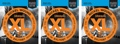 D'Addario EXL110BT Balanced Tension Nickel Electric Strings (.010-.046 Light 3-Pack)