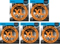 D'Addario EXL110BT Balanced Tension Nickel Electric Strings (.010-.046 Light 5-Pack)