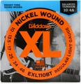 D'Addario EXL110BT Balanced Tension Nickel Electric Strings (.010-.046 Light)