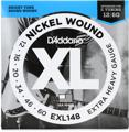 D'Addario EXL148 Nickel Wound Electric Guitar Strings (.012-.060 Extra Heavy)