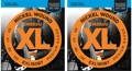 D'Addario EXL160BT Balanced Tension Nickel Bass Strings (.050-.120 Medium 2-Pack)