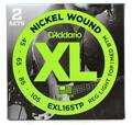 D'Addario EXL165TP Nickel Wound Long Scale Bass Strings (.045-.105 LTMB 2-Pack)
