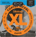 D'Addario EXP110 Coated Electric Strings (.010-.046 Regular Light)