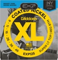 D'Addario EXP125 Coated Electric Strings (.009-.046 S.Lt Top/Reg Bot)