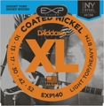 D'Addario EXP140 Coated Electric Strings (.010-.052 Lt Top/Hvy Bot)