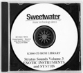 Sweetwater Exotic CD