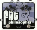 Pigtronix FAT Philosopher Overdrive and Compressor Pedal