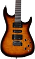 Godin Freeway SA (Lightburst Leaftop Hi Gloss)