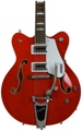 Gretsch G5422TDC Electromatic Hollow Body (Double Cutaway Trans Red)