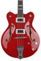 Gretsch G5442BDC (Transparent Red)