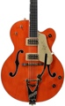 Gretsch G6120 Chet Atkins Hollow Body (Orange Stain)
