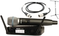 Shure GLXD24/Beta 87A Mic Month 2013 Bundle (Beta87A w/Stand & Cable)
